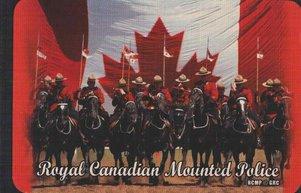 Канадская королевская конная полиция