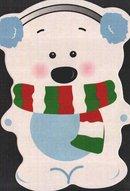 Карты формы белого медведя