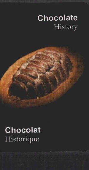 Шоколад - история
