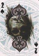 2 spades
