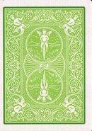 Зеленые карты Bicycle