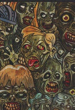 Зомби каждый день