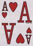 Ace hearts