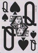 Queen spades