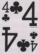 4 clubs