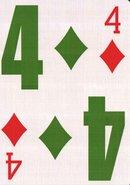 4 бубен