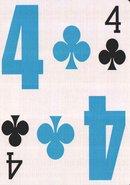 4 треф