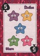 5 spades